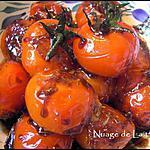 recette Tomates Miellées