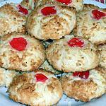 recette Gâteaux à la noix de coco