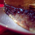 recette Tarte au chocolat et à la crème de banane