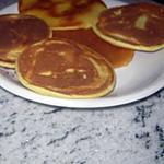 recette Véritables pancakes américains!