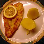 recette Filet de carrelet rapide et bon
