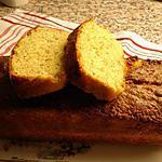 recette Cake Amandes-Bananes