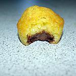 Gâteau Moelleux Coeur Nutella