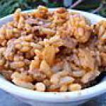 recette Risotto aux saucisses de toulouse