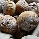 recette Petits pains multi céréales