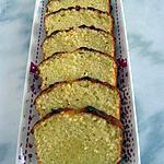 recette Cake tout doux au citron