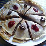 recette CLUB SANDWICH AUX CREPES ET AUX 3 PARFUMS.