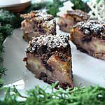 recette BETTELMANN ou MENDIANT aux CERISES NOIRES, POMMES et CHOCOLAT...