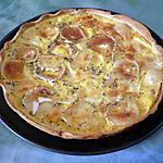 recette Tarte raclette Richesmonts pommes de terre