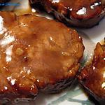 recette Médaillons de porc sucrés salés