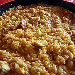 recette Poulet jambalaya