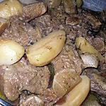 recette Canard aux navets