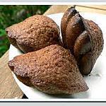 recette Madelaines au nuttela