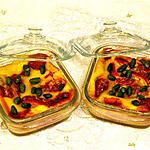 recette GRATINS DE FRAISES