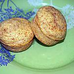 Muffin A La Cannelle