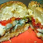 recette Veggie burgers aux champignons et aux flocons d'avoine