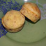 Muffin Aux Graines De Sésame
