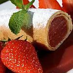 recette crêpe au fraise