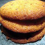 recette Cookies speculoos et pépites de chocolat