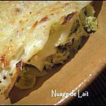 recette Lasagnes aux Courgettes et Chèvre WW