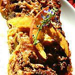 recette Lasagnes au potimarron à la Jamie Oliver