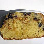 recette Cake à la banane et pépites de chocolat