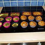 recette muffins salé