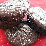 recette Amandines au chocolat