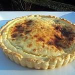 recette Petite tarte chaude au Neufchâtel