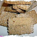 recette Sablés noisette & tonka