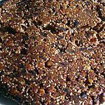 recette Biscuits  pour snack de santé