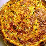 recette Gourmande Tarte aux légumes en julienne