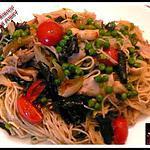 recette nouille chinoise sauté au poulet