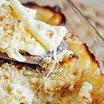 recette Le gratin de macaronis de Suzanne
