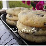 recette Biscuits au fromage à la crème et chocoalt