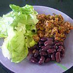recette Chili con carne simplifié
