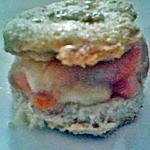 recette Apéro burger