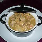 recette Ragout de porc aux olives