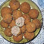 recette Croquette de viande