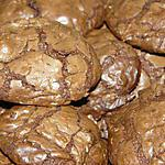 recette Les outrageous chocolate cookies