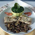 recette Poisson aux crevettes