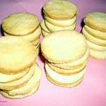 recette biscuits sablés