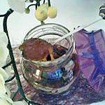 recette Confiture de rhubarbe à l'orange