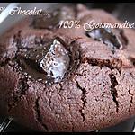 """recette **Cookies tout chocolat outrageusement délicieux nommés aussi """"outrageous""""**"""