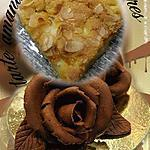 recette tarte amandine pommes poires