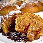 recette Moelleux caramel au beurre sale...coeur Mi-choco