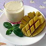 recette Lassi à la mangue