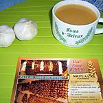 recette Soupe à l'ail d'Arleux