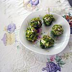 recette bouchees chevre jambon