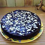 recette Gateau au yaourt et aux poires et son glaçage au chocolat